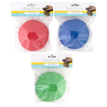 DollarItemDirect JAR OPENER SILICONE 4.7IN DIA 3ASST COLORS B&C PBH, Case Pack of 48