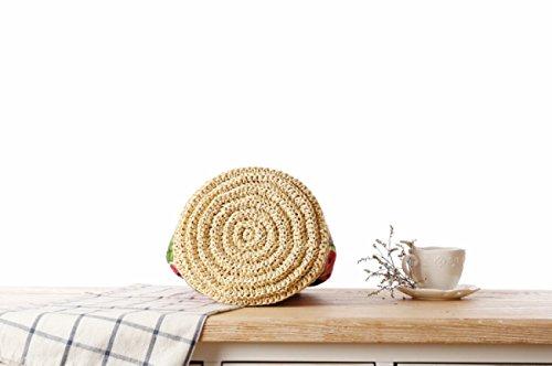 Tracolla Nappa Secchio Crochet Spiaggia Anguria Borsa Gaoqq 5xqwE4gTnt