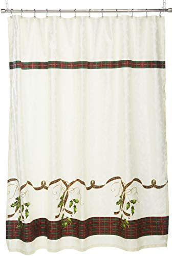 Lenox Holiday Nouveau Shower Curtain -