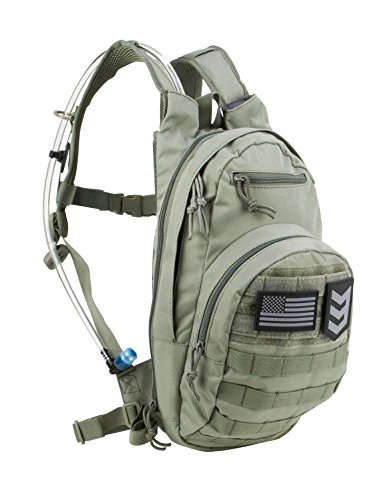 3V Gear Bandit Hydration Pack - 2 Liter Bladder