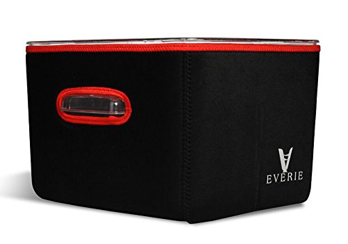 EVERIE Sous Vide Container Neoprene Sleeve for Rubbermaid 12 Quart (Does Not Fit EVERIE Container EVC-12), Helps Faster Heat Saves ()