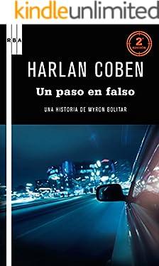 Un paso en falso: Seie Myron Bolitar (Myron Bolítar nº 5) (Spanish Edition)