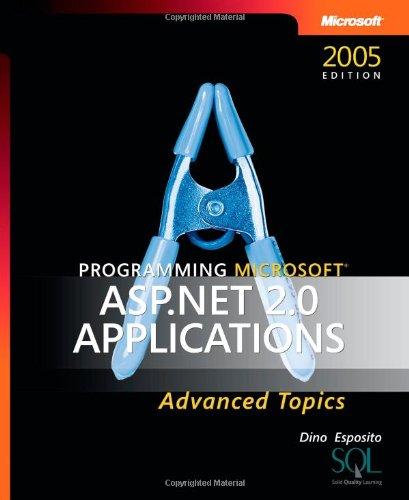 Programming Microsoft ASP.NET 2.0 Applications: Advanced Topics (Paperback) - Common