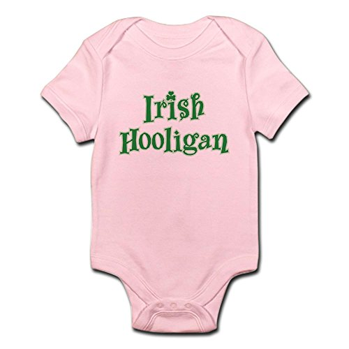 CafePress Irish Hooligan - Infant Bodysuit - Cute Infant Bodysuit Baby (Hooligan One Piece)