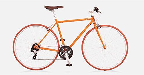 ライトウェイ 2016 SHEPHERD IRON F(シェファードアイアンF)クロスバイク B079GRW2MZ 510(165~180 cm)|フォレストグリーンメタリック フォレストグリーンメタリック 510(165~180 cm)