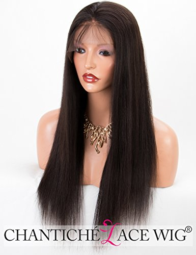 Top 10 Best Chantiche Lace Wig African American Wigs