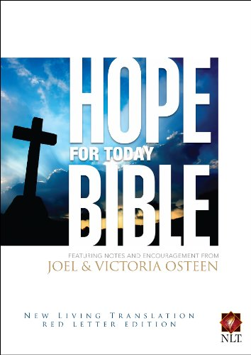 Hope for Today Bible (Joel And Victoria Osteen Word Of The Day)