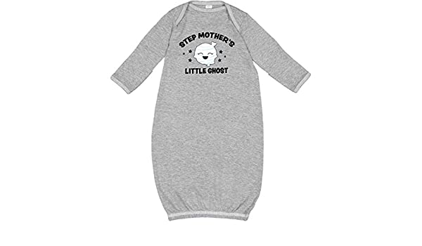 inktastic Cute Godmothers Little Ghost with Stars Long Sleeve Creeper