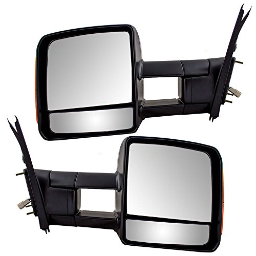 Toyota Tundra Towing Mirrors - 4