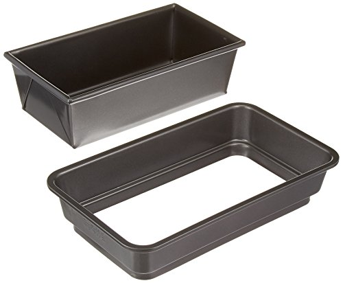 (Chicago Metallic Professional Gluten-Free Loaf Pan, 9-Inch-by-5-Inch)