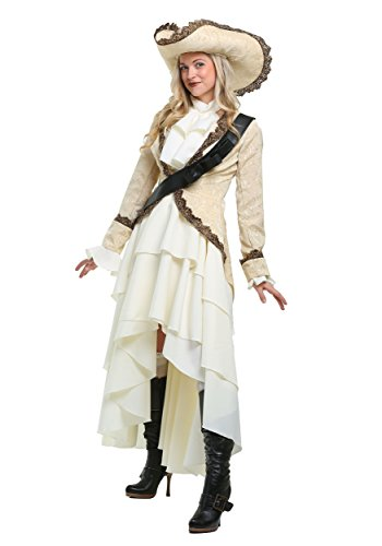 ing Pirate Womens Plus Size Costume (Ladies Satin Tailcoat)
