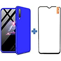 Huabo UK 360 Grados Protección Case + Pantalla de Cristal Templado,3 in 1 Anti-Arañazos Carcasa Case Caso Fundas teléfonos Móviles