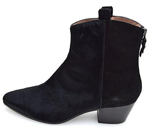 Twin-Set Stivale Texano Alla Caviglia Donna Nero Art. Ca6pcs 38 Nero - Black n4QqwjeoA