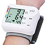 Best Wrist Blood Pressure Monitors - Wrist Blood Pressure Monitor, Portable Automatic Digital BP Review