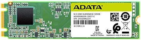 ADATA SU650 120GB M.2 2280 SATA three-D NAND Internal SSD (ASU650NS38-120GT-C)