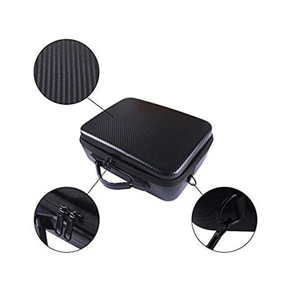 Valigia for DJI Spark Waterproof Hardshell Portable Handbag Storage Bag for Dji Spark Custodia Accessori Protect Hard Case Shock Absorptio by Crazepony-UK 3 spesavip