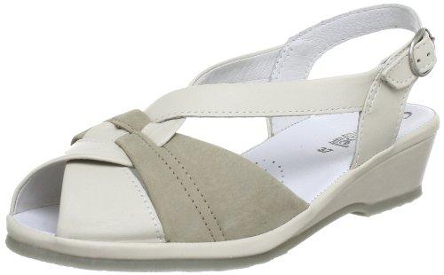 Beige Sandales Femme sand 8 beige 710122 Comfortabel zUqnxwtz