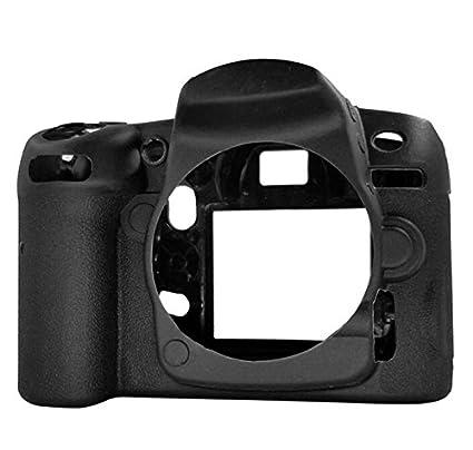 Hihouse - Carcasa de silicona impermeable para cámara Nikon D7000 ...
