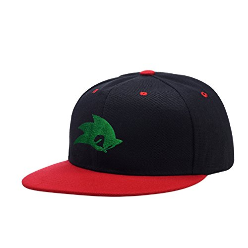 Unique Cap Sonic The Hedgehog Logo Knigh Buy Online In Cayman Islands At Desertcart