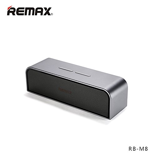 Remax Portable Desktop Speaker 2000Mah  M8    Grey