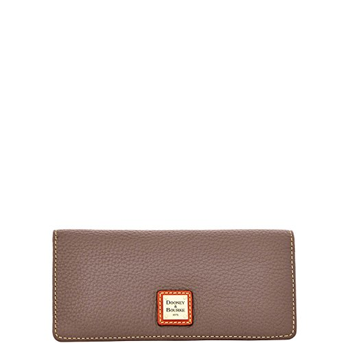 Dooney & Bourke Pebble Grain Slim (Dooney & Bourke Slim Wallet)