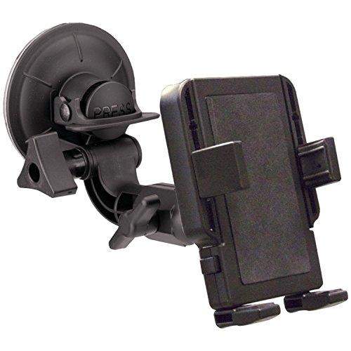 Price comparison product image PanaVise PortaGrip Phone Holder with Premium Windshield Mount