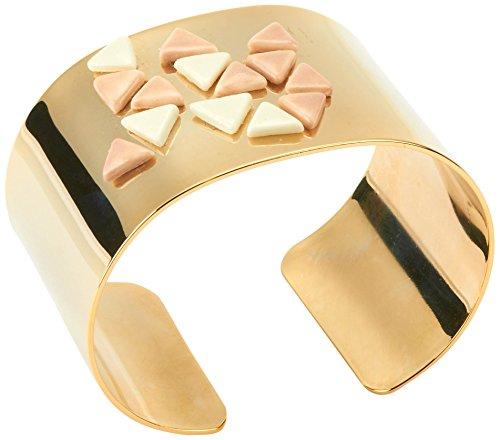 Azucar - Bracelet manchette - Céramique - AZU_FRAG_MANC-GRD