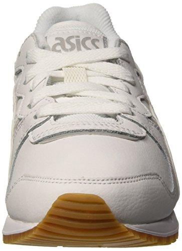 movimentum Asics Rosa Cass De Chaussures Gel Blanc Gymnastique Femme PPrTwCqFx