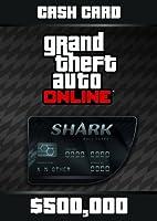 Grand Theft Auto Online: Bull Shark Cash Card - PS3 [Digital Code]