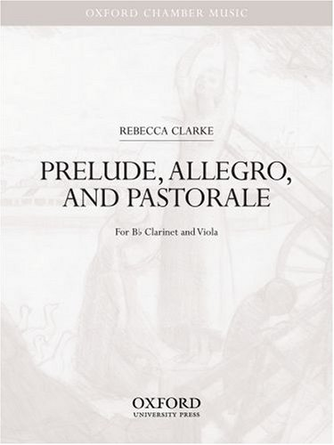 Read Online Prelude, Allegro, and Pastorale PDF