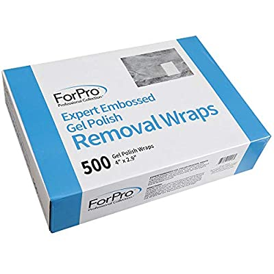 For Pro Expert Gel Polish Removal Wrap