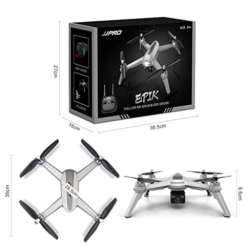 WANG XIN Remote Control Aircraft with GPS WiFi 1080P Drone Quadcopter by WANG XIN (Image #5)
