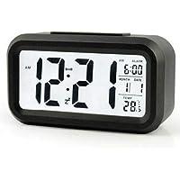 Alarm clock luminous led electronic clock large screen