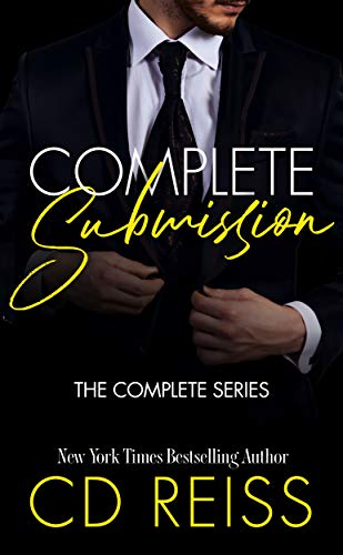 Complete Submission: The Complete Series Bundle (Best Erotic Romance Authors)