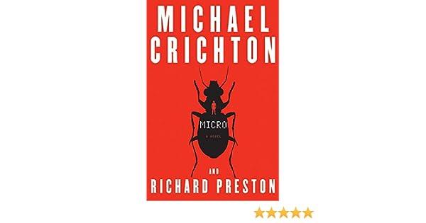 Micro: Amazon.es: Michael Crichton, Richard Preston: Libros ...