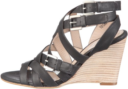 Donna Shoes Sandali 105631 Cinque Petra Nero g6FRnUn