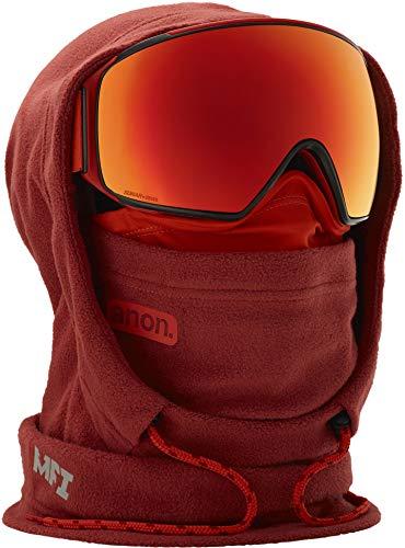 Anon Mfi XL HD Clava, Red (Burton Red Ski Helmet)