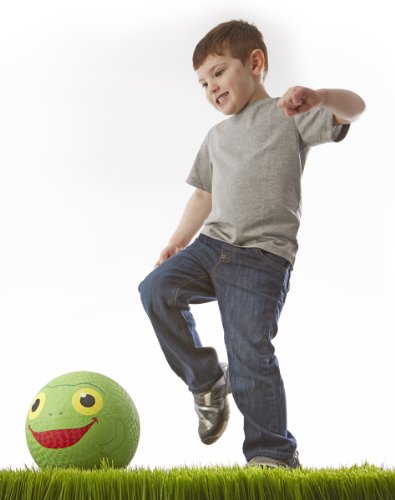 Melissa & Doug Sunny Patch Froggy Kickball Children, Kids, Game by Melissa & Doug