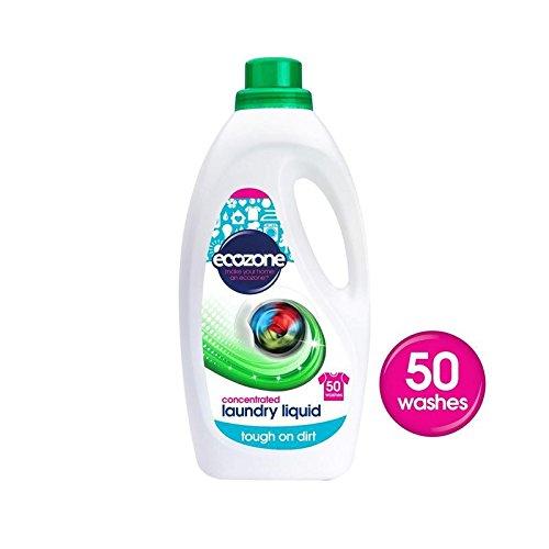 バイオ洗濯用液体洗濯50回2リットル (Ecozone) (x 4) - Ecozone Bio Laundry Liquid 50 Washes 2L (Pack of 4) [並行輸入品] B01LYXD7MK