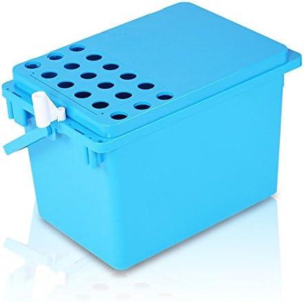 Z&HX sportsPesca Cubo Pesca trastos Pesca Caja Cubo Multifuncional, Square Cases Blue: Amazon.es: Deportes y aire libre