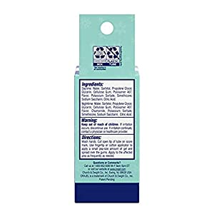 Orajel Baby Daytime and Nighttime Non-Medicated Cooling Gels for Teething, 2 tubes, 0.18 oz each