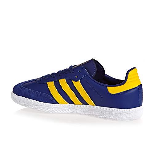 Chaussures Og Samba tinmis Fitness Mixte De Enfant eqtama 0 J eqtama Adidas Multicolore TBw5xqtx