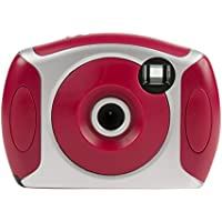 KidzCam Digital Camera Kit, Fun & Learn Educational Series by Digital Concepts - Color May Vary