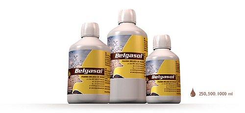 Belgica de Weerd Belgasol 1000 ml. Unique combination of electrolytes, vitamins, trace elements and amino acids. For Pigeons, Birds & Poultry by Belgica de Weerd