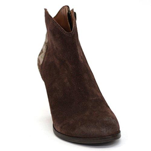Lucky Brand - Botas para mujer Marrón marrón