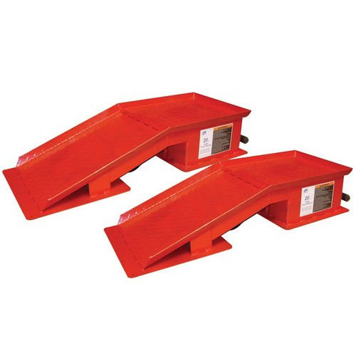 Advanced Tool Design Model  ATD-7321  20 Ton Wide Off Road Ramps