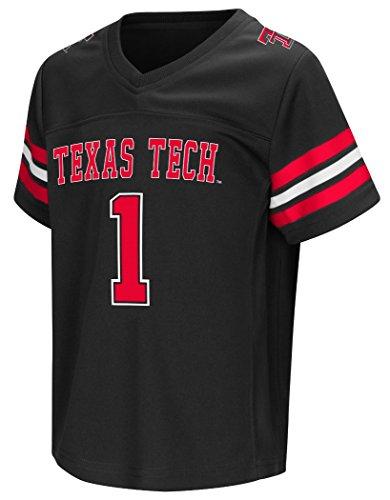 Texas Tech Red Raiders NCAA 'Hail Mary Pass' Toddler Football Jersey