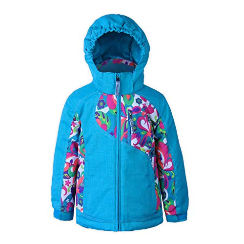 - Boulder Gear Zesty Insulated Ski Jacket Little Girls