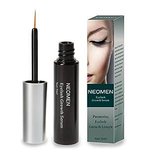 Neomen Lash Eyelash Growth Serum, Natural Rapid Lashes Growth, Lavish Lash Growth Serum, Eyebrow Growth Serum, Rapid Eyelash Longer Fuller Thicker in 60 Days!!!