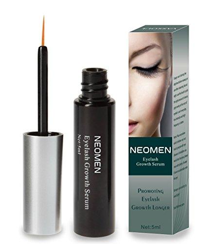 Natural Eyelash Growth Serum, Lash  Eyebrow Growth Serum
